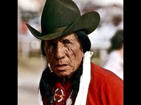 """Tahca Ushte"" John Fire Lame Deer: Lakota Holy Man - Heyoka Society"