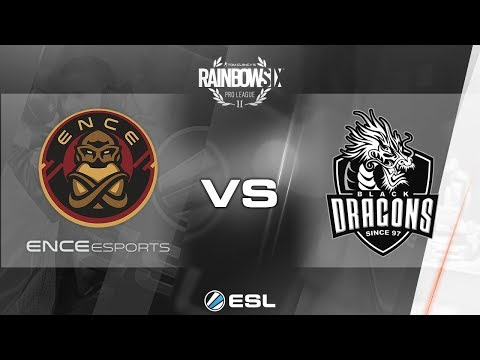 Rainbow Six Pro League 2017 - Season 3 Finals - PC - ENCE eSports vs. Black Dragons - day 2 - Final