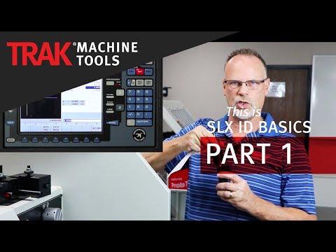 ID Tool Setup | ProtoTRAK SLX CNC | Lathe ID Programming 1
