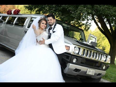 Gorgis & Sanaa Wedding Part 1