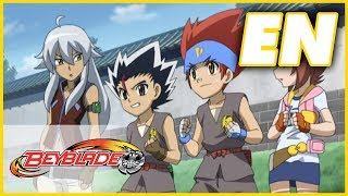 Beyblade Metal Masters: The Beylin Temple in the Sky - Ep.58