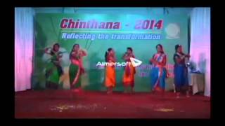 Concerns Community College Thithimi thimi Group Dance November 2014