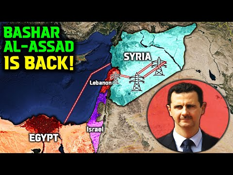 Syria began helping Lebanon, Israel is very angry