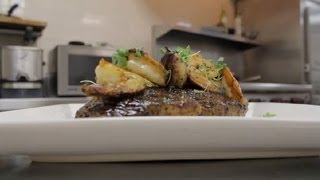 the best way to cook a steak shrimp baked potato meal satisfying recipes