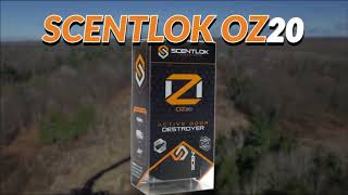 Scentlok OZ Car Deodorizer