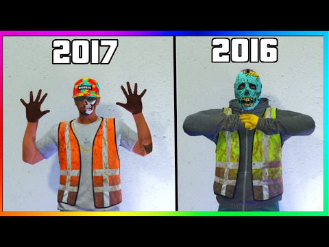 GTA 5 Online How To Save GARBAGE MAN OUTFIT GLITCH! Get Trash Man Outfit 1.37 *NEW* (GTA 5 Glitches)
