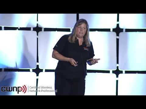 2017 Wi-Fi Trek: Session 6 - Kimberly Graves (HPE Aruba)