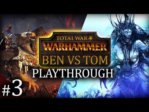 Total War: Warhammer -  Calm down Jenkins