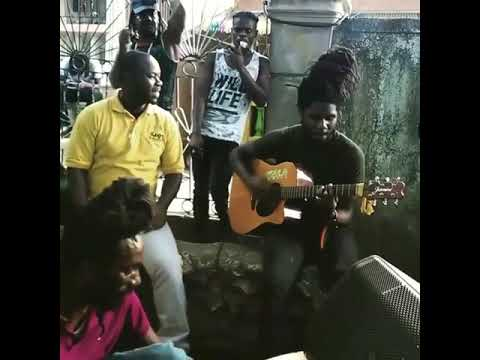 CRONIXX AND SIZZLA 2018 FREESTYLE IN JUDGEMENT YARD AUGUST TOWN