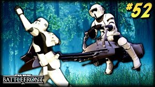 Star Wars Battlefront - Funny Moments #52 (The Battlefront Silent Movie!)