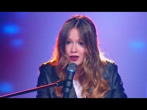 Nikki canta 'Volverte a ver' La Voz Teens