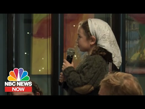 Candidates Grilled By 7-Year-Old On Campaign Trail   NBC News NOW