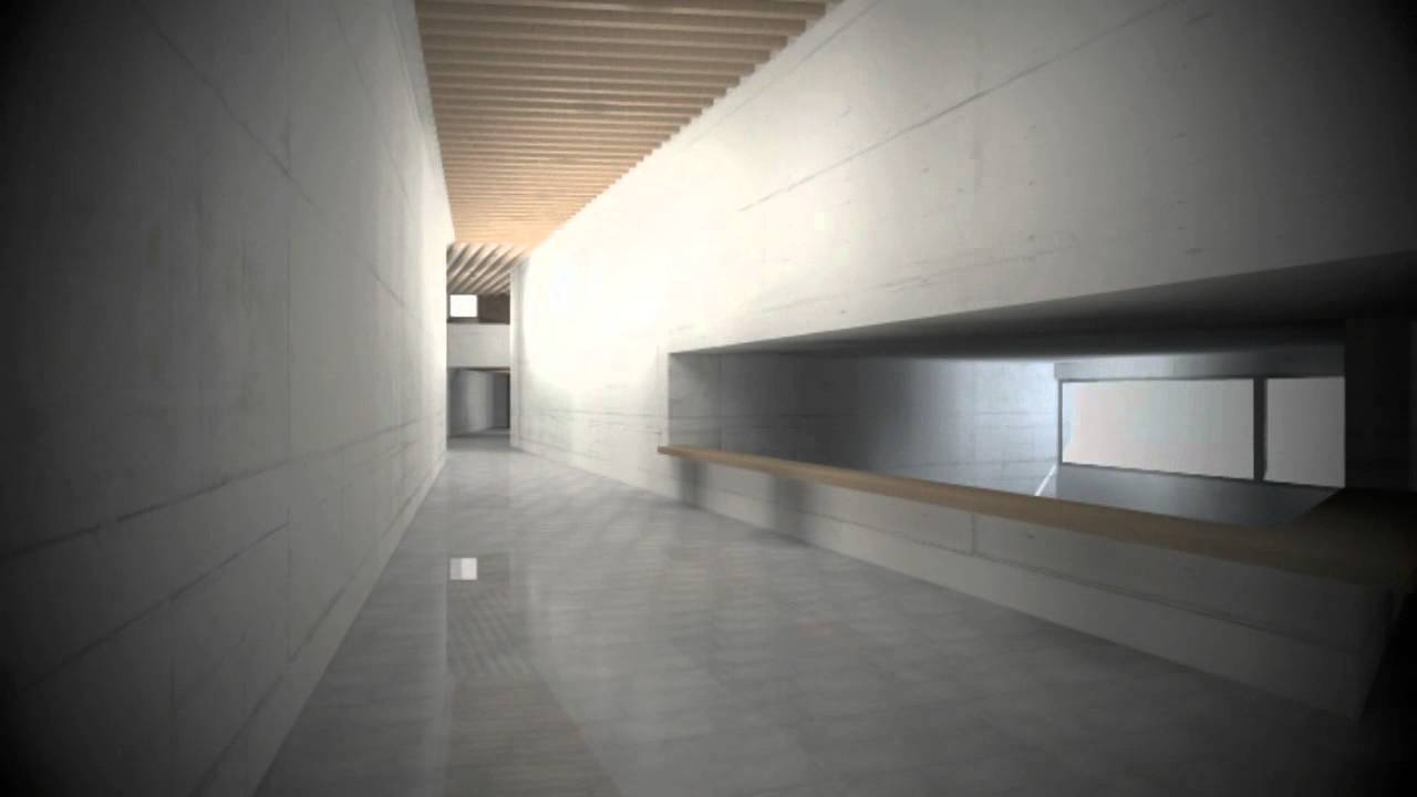 Visita virtual del futuro Museo Universidad de Navarra - YouTube