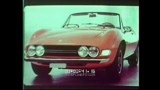 AD FIAT Dino Spider \ 1969-71 \ ita
