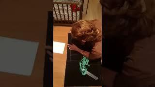 Видео-урок по раскрою юбки-карандаш сразу на ткани