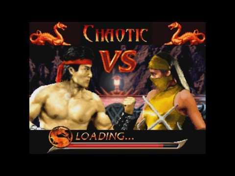 Mortal Kombat Chaotic (my edit) gameplay