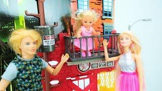 Видео для детей: Кен и Барби потеряли Штеффи! Кен спасает Штеффи. Мультики про Барби на Мамы и Дочки