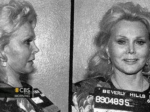 All That Mattered: Zsa Zsa Gabor arrested