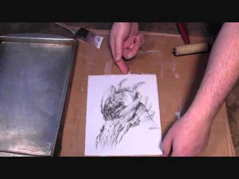 download Mounting A Sketch - BaxaArt Academy