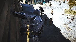 Assassin's Creed Unity - Perfect Stealth Kills - Infiltrate & Destroy - RTX 2080 PC Gameplay