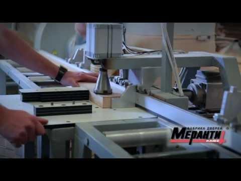 видео: Как делают элитные межкомнатные двери Меранти-плюс.