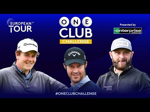 The One Club Challenge: Sullivan vs MacIntyre vs Campillo