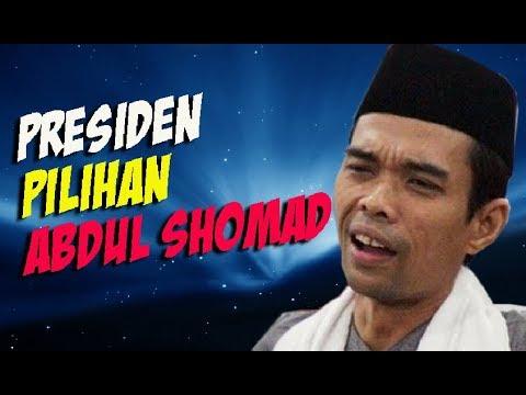 Mengejutkan! Bukan Prabowo, Ternyata Ini yang Didukung Ustadz Abdul Somad Menjadi Capres