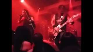 MARDUK - Deme Quaden Thyrane - Live @ The Korova, San Antonio, TX 03/13/13