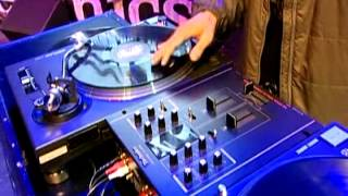 2007 - DJ Miya Jima (Japan) - DMC World DJ Eliminations