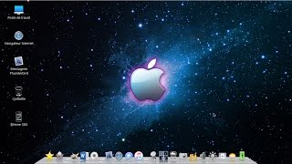 Mac OS X Theme for Linux Mint 18.1  (install tuto in description)