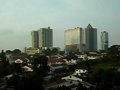 UFO at southern Malaysia / North Singapore ?