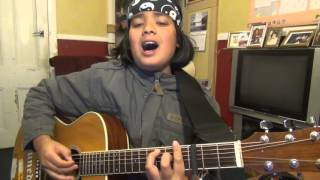 Jayden TJ (11yrs): Mặt Trời Bé Con (Trần Tiến)