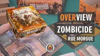 OverView: Zombicide Season 3 Rue Morgue
