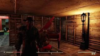 Fallout 76: Secret Bridge Camp Build