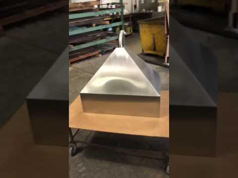 Precision fabrication tig welding