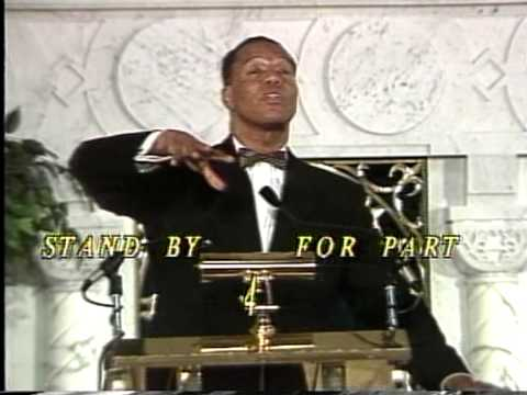 Farrakhan Speaks On Malcolm X's Separation From The Honorable Elijah Muhammad 5/6