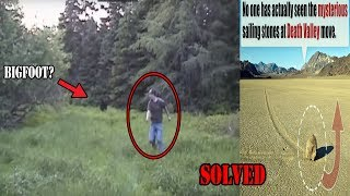 5 UNSETTLED Mysteries That Were Recently SOLVED...
