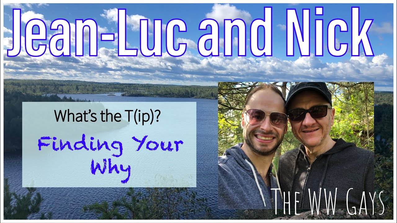 Whats the T(ip)? Finding Your Why