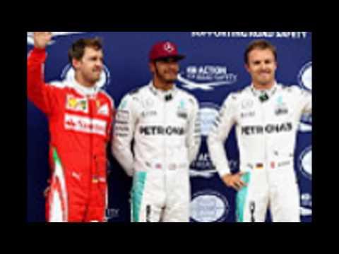 Lewis Hamilton beats Nico Rosberg to Canadian GP pole position