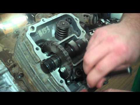 honda 300 fourtrax top end youtube Honda TRX 300 Parts Diagram