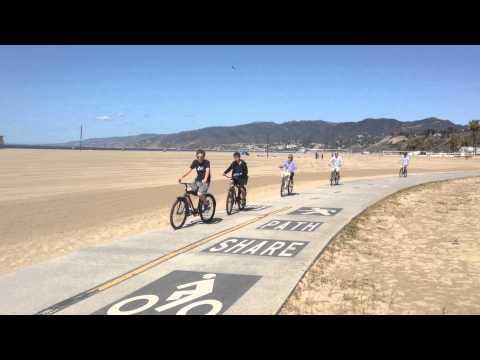 A Bike Story: Venice-Santa Monica