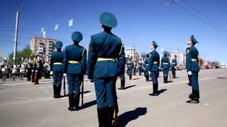 Парад Победы 2015 г. Иваново