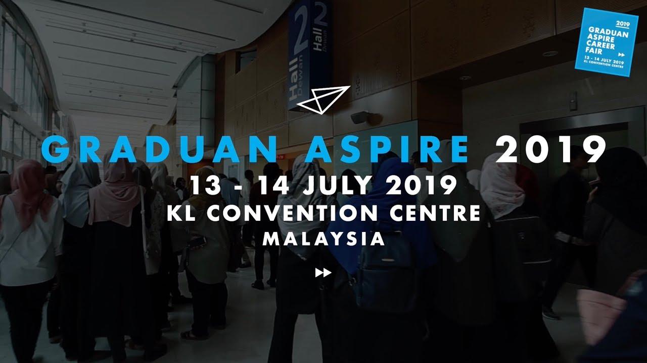 GRADUAN ASPIRE Career Fair 2019