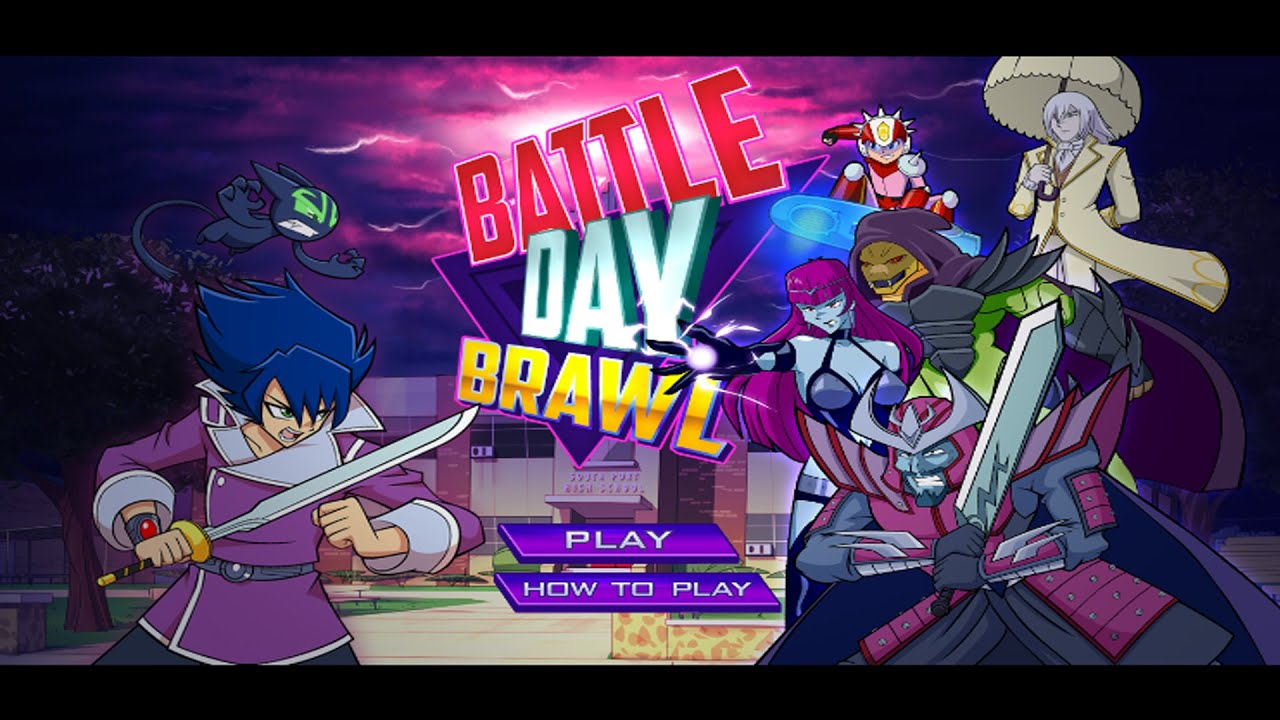 Cartoon Network Games Exchange Student Zero Battle Day