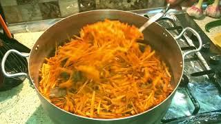 Узбекский плов- оригинальный рецепт. Просто и понятно!