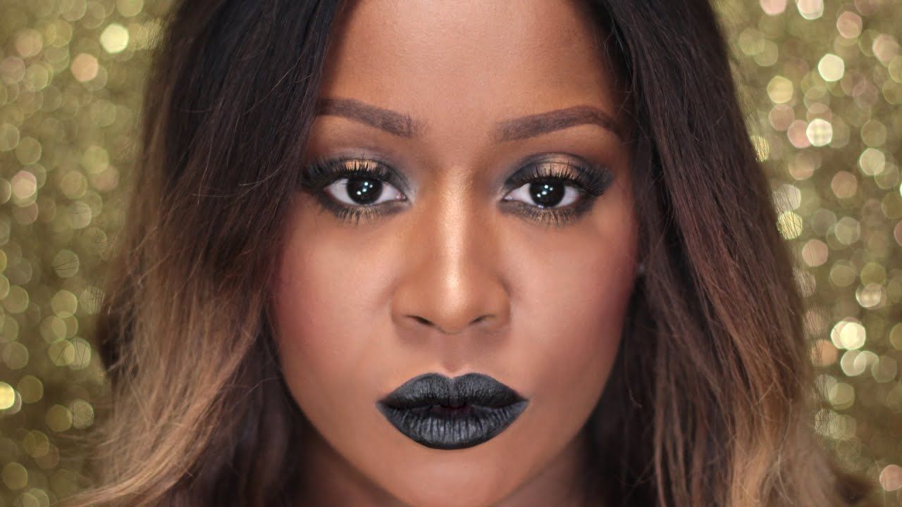 Smokey Eyes Makeup For Dark Skin - Makeup Vidalondon