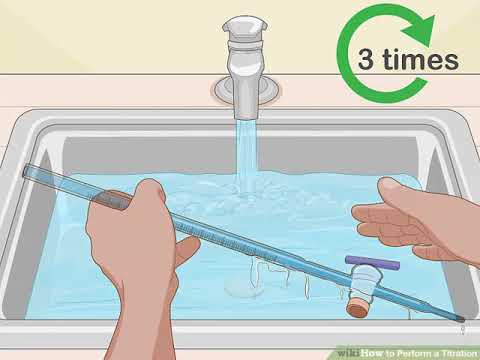 Perform A Titration
