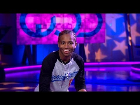 Fik-Shun Gets Ready To Bust A Move At The 'World Of Dance' Finals