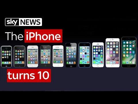 Swipe   iPhone's 10th birthday and the cutting edge British microscope