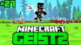 DAS GEHEIMNISVOLLE SPIELZEUGAUTO?! - Minecraft Geist 2 #27 [Deutsch/HD]